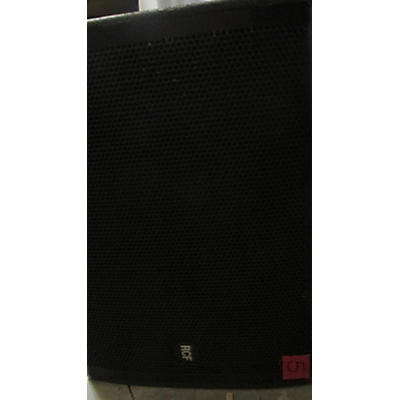 RCF Nx 15-SMA Powered Monitor
