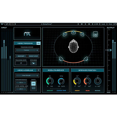 Waves Nx Virtual Mix Room Over Headphones