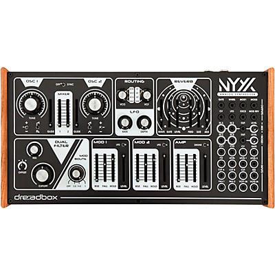 Dreadbox Nyx V2 Duophonic Analog Synthesizer