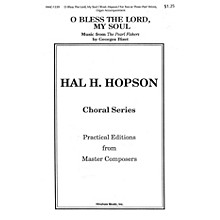 Hinshaw Music O Bless the Lord, My Soul 2-Part arranged by Hal Hopson