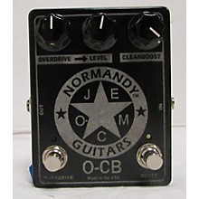 Normandy O-CB Effect Pedal