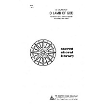 Music Sales O Lamb of God (Kalinnikov Engel) SATB