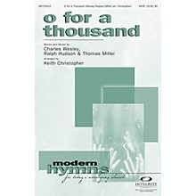 Integrity Choral O for a Thousand ORCHESTRA ACCOMPANIMENT Arranged by Keith Christopher