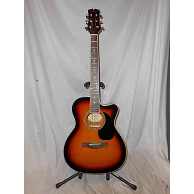 Mitchell O120CESB Acoustic Electric Guitar