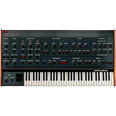 Arturia OB-Xa V (Software Download)