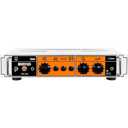 Orange Amplifiers OB1-300 300W Analog Bass Amp Head