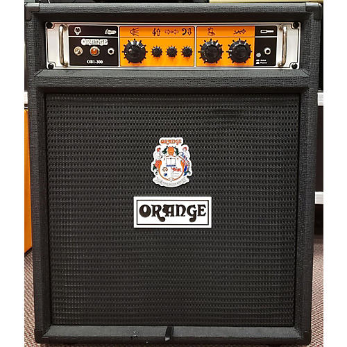 Orange Amplifiers OB1-300 Bass Combo Amp
