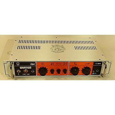 Orange Amplifiers OB1 500 Bass Amp Head