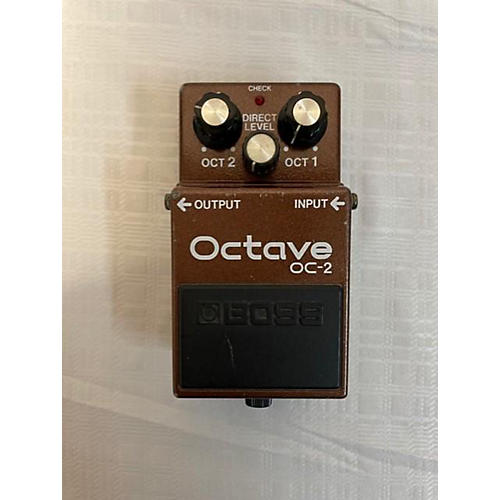 OC2 Octave Effect Pedal