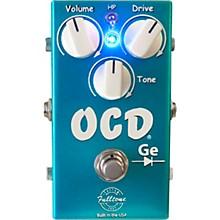 Open BoxFulltone Custom Shop OCD-Ge Germanium Overdrive Effects Pedal