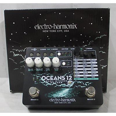 Electro-Harmonix OCEANS 12 Effect Pedal