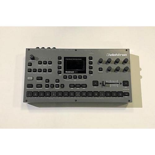 OCTATRACK MKII Production Controller