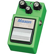 Open BoxMaxon OD-9 Overdrive Effects Pedal