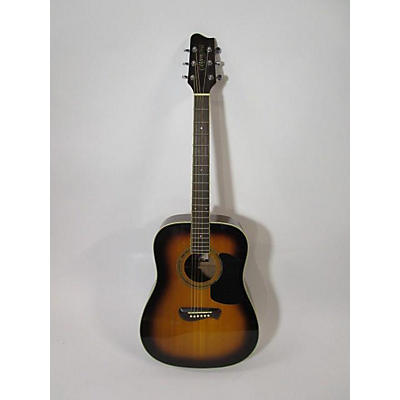 Olympia By Tacoma OD12S Acoustic Guitar