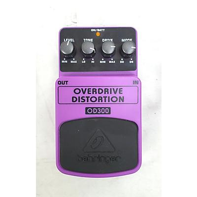 Behringer OD300 Overdrive/Distortion Effect Pedal