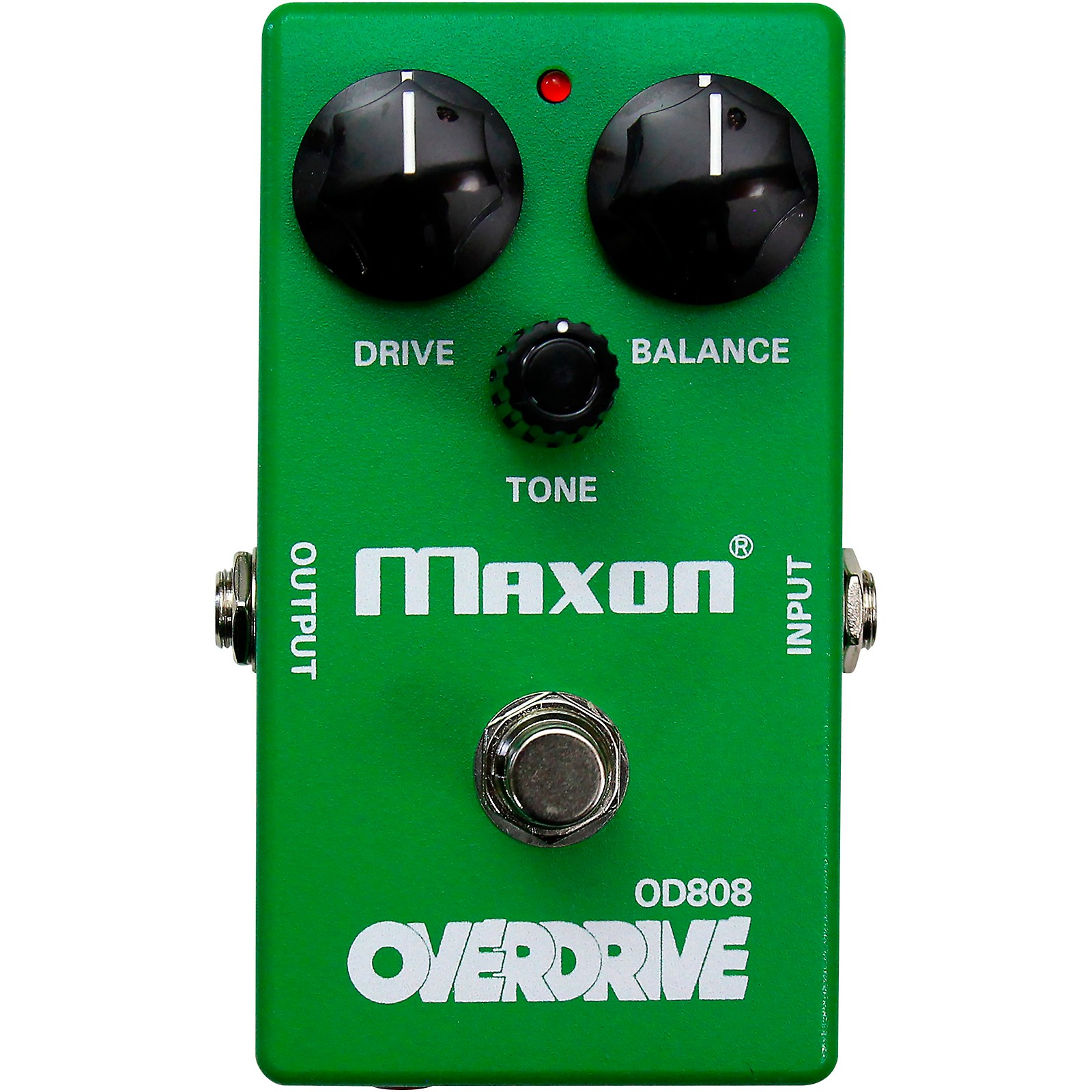 Maxon OD808-40 V2 40th Anniversary Overdrive Effects Pedal