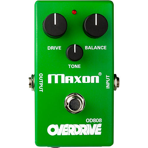 Maxon OD808 40th Anniversary Overdrive Effects Pedal
