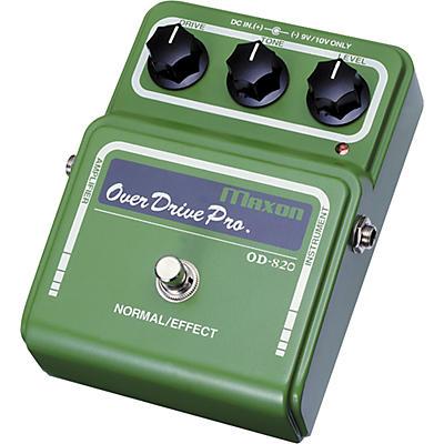 Maxon OD820 Overdrive Pro