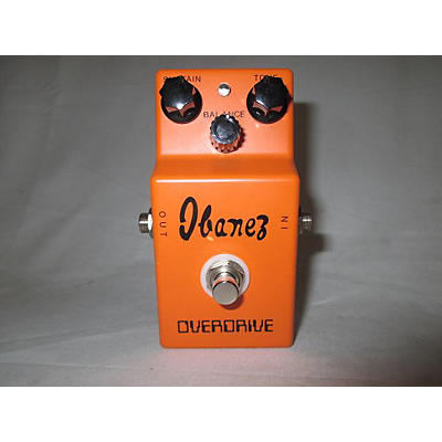 Ibanez OD850 Limited Edition Overdrive Effect Pedal