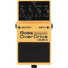 Open BoxBoss ODB-3 Bass OverDrive Pedal