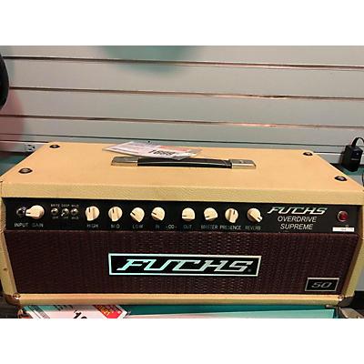 Fuchs ODS 50W Tube Guitar Amp Head