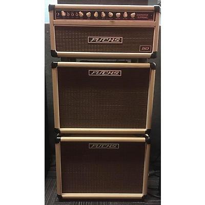 Fuchs ODS 50W W/1X12 CABS Guitar Stack