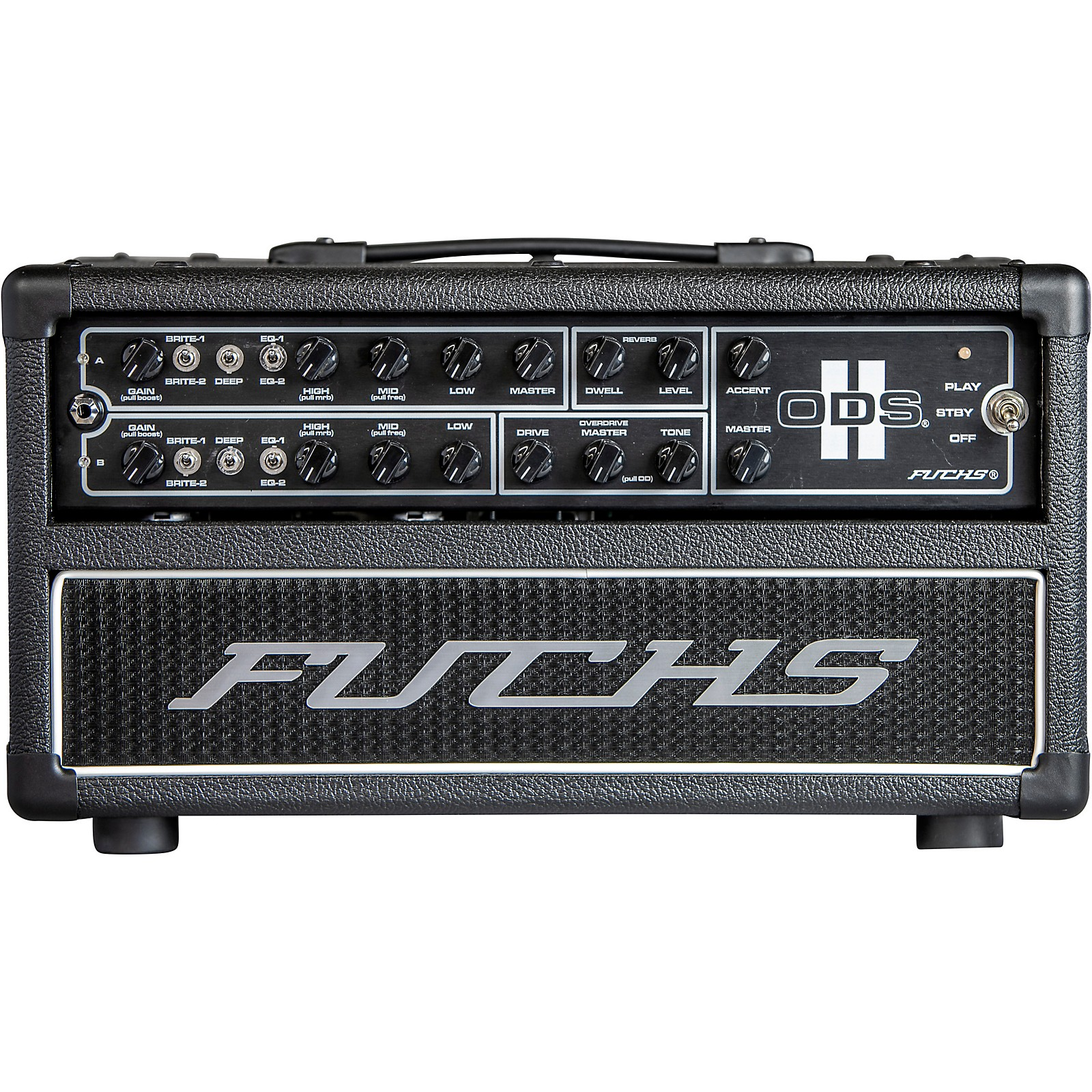 Fuchs ODS-II Custom 25/50 50W Tube Guitar Amp Head