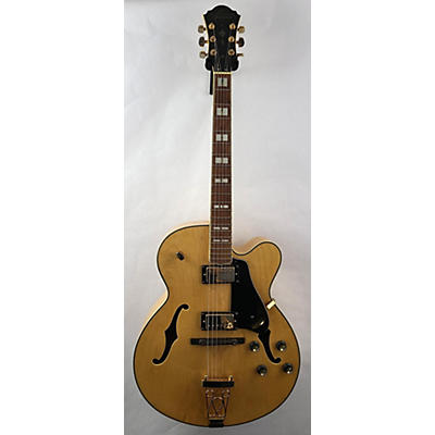 Oscar Schmidt OE40N Hollow Body Electric Guitar