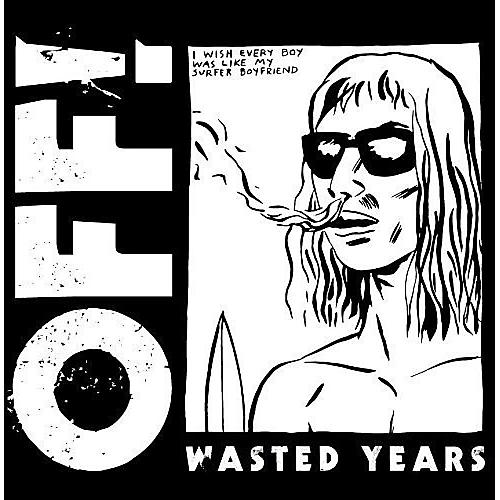 Alliance OFF! - Wasted Years
