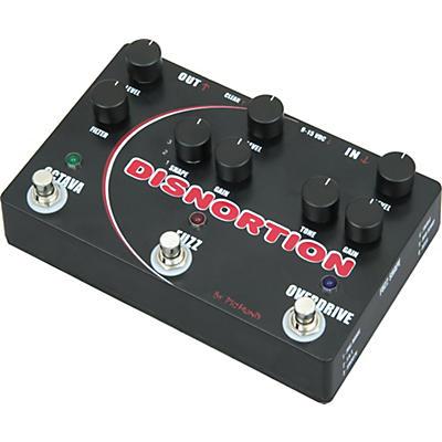 Pigtronix OFO Disnortion FX Pedal