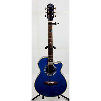 Oscar Schmidt OG10CEF/T Acoustic Electric Guitar