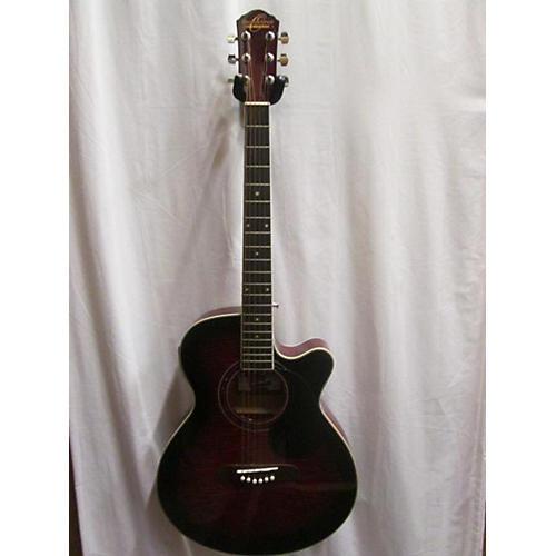 OG10CETR Acoustic Electric Guitar