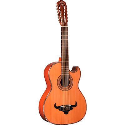 Oscar Schmidt OH50S-O Acoustic Bajo Sexto 12 String Guitar