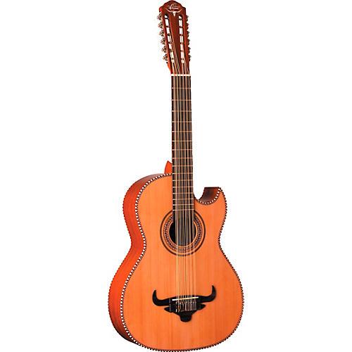 Oscar Schmidt OH50S-O Acoustic Bajo Sexto 12 String Guitar Natural