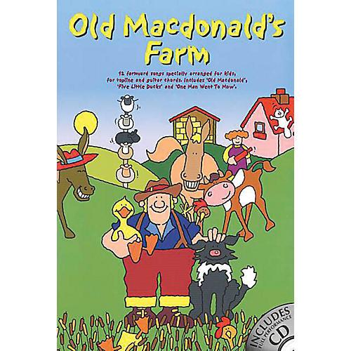 Music Sales OLD MACDONALD'S FARM (W/CD) Music Sales America Series