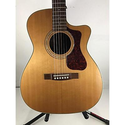 Guild OM 140CE Acoustic Electric Guitar