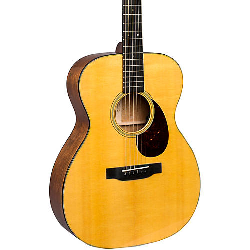 Martin OM-18E Orchestra Model Acoustic-Electric with Fishman Electronics