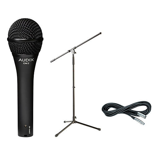 OM-2 Mic with Cable and Stand