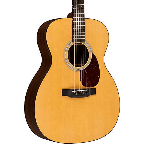 Martin OM-21 Standard Orchestra Model Acoustic Guitar Aged Toner
