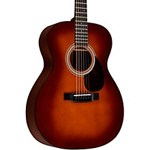 OM-21 Standard Orchestra Model Acoustic Guitar Ambertone