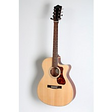 Open BoxGuild OM-240CE Orchestra Cutaway Acoustic-Electric Guitar