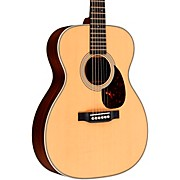 OM-28 Modern Deluxe Orchestra Acoustic Guitar Natural