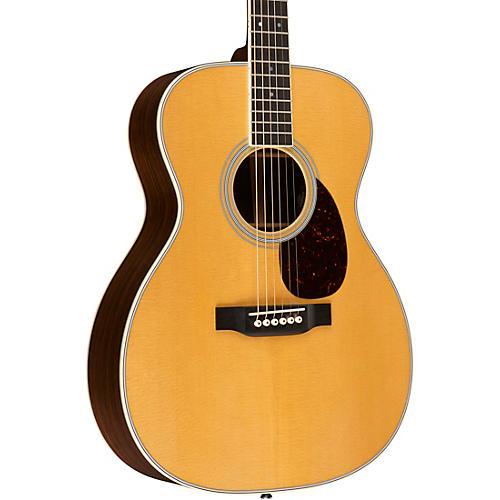 Martin OM-35E Standard Orchestra Model Acoustic-Electric Guitar
