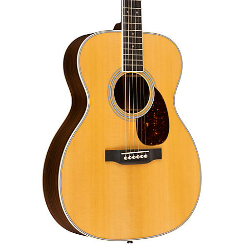 Martin OM-35E Standard Orchestra Model Acoustic-Electric Guitar