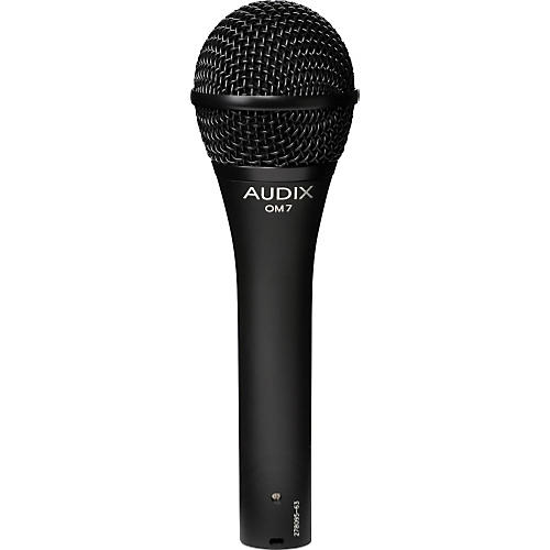 Audix OM7 Microphone Condition 1 - Mint