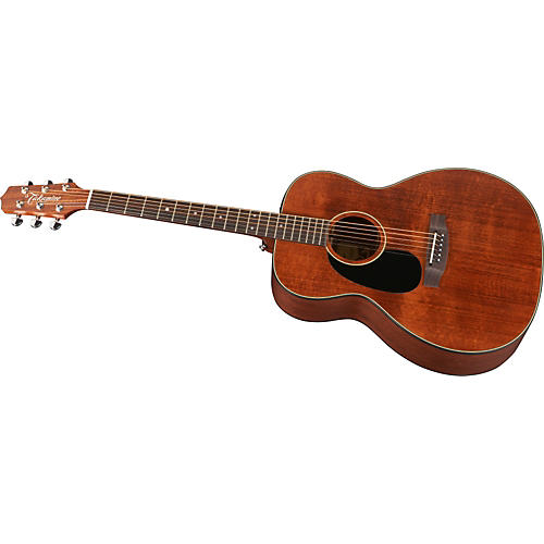 Takamine OM EF740SGN-LH Left-Handed Acoustic-Electric Guitar with Case