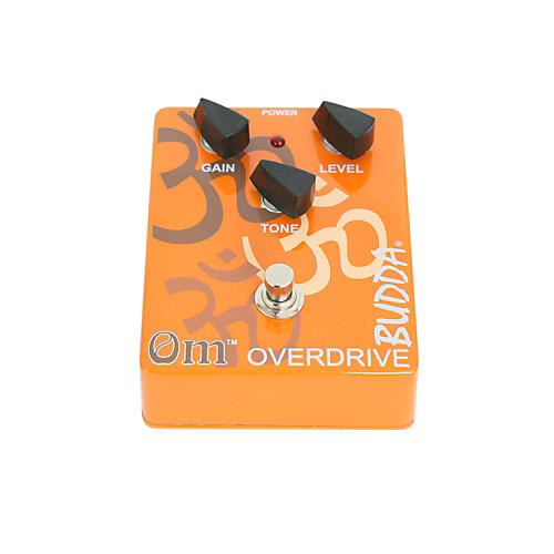 Budda OM Overdrive Guitar Effects Pedal