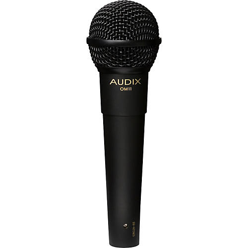 Audix OM11 Premium Dynamic Vocal Microphone