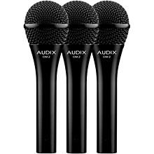 Audix OM2 TRIO Microphone 3-Pack