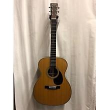 Martin OM28E Retro Acoustic Electric Guitar